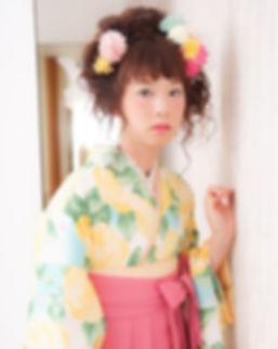 夢館の卒業式袴レンタルをご利用のお客様