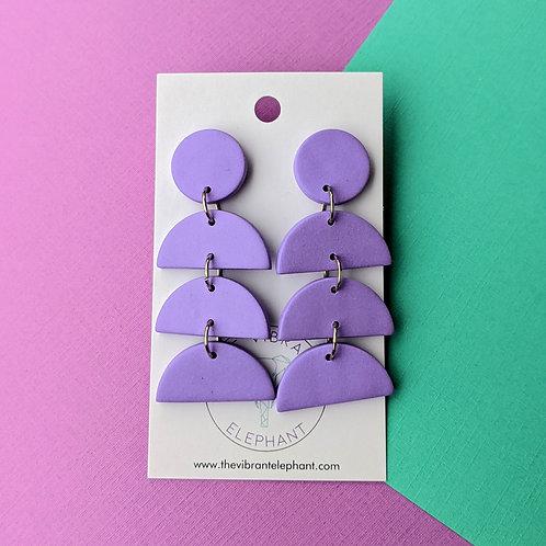 XLarge Dangle - Purple