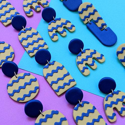 Marge Dangle Earrings