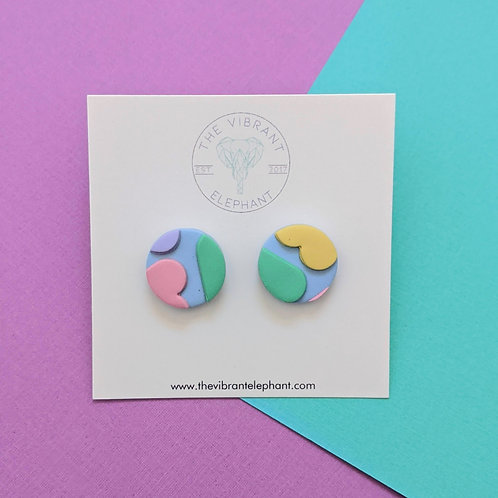 Candy Hearts - Stud