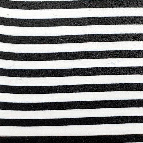 *Custom* Striped Dangle Earrings