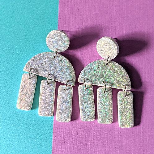 Disco Baby Dangle Earrings