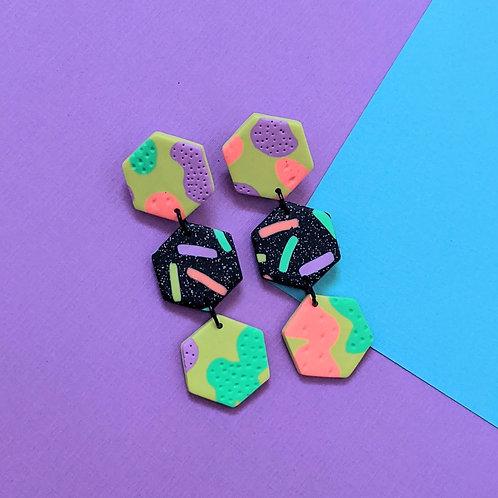 UhOh! - Hexagon Drop