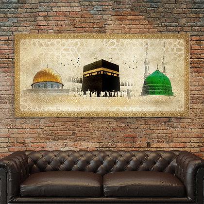 رمز المساجد الثلاث