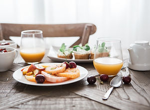 Terra Apartments Rijeka - Where to have breakfast