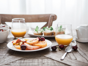 Neue Termine gesundes Frühstück
