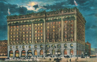 Louisville: Ghosts of the Old Seelbach