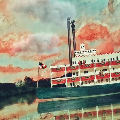 Edna Ferber's Show Boat