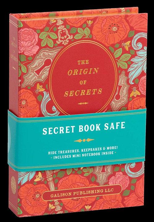 """The Origin of Secrets"" Book Safe"