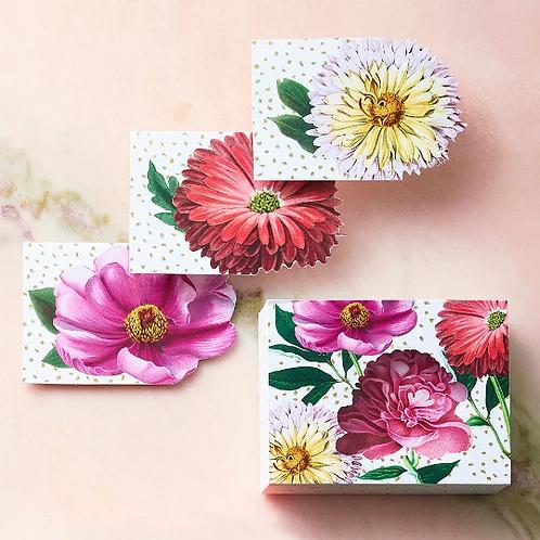 Botanical Blossoms Notecards