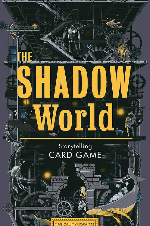 The Shadow World Storytelling Card Game