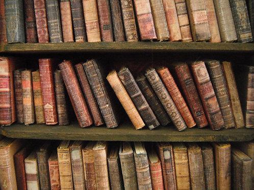 BESTSELLING Miniature Book Kit & Tutorial---120 Books