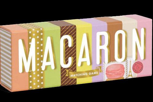Macaron Matching Game
