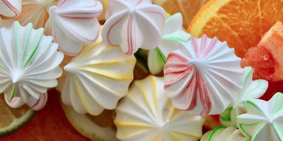 FREE: Valentine's Day Pop Up and Tasting with Lord of Meringues