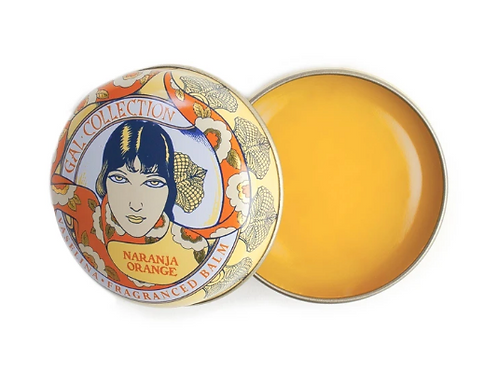 Gal Orange Lip Balm