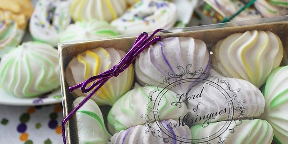 FREE! Mother's Day Pop Up & Tasting with Lord of Meringues