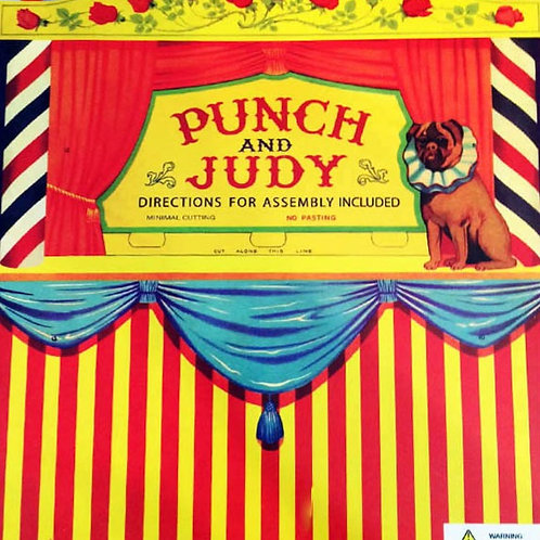 Punch & Judy Theater