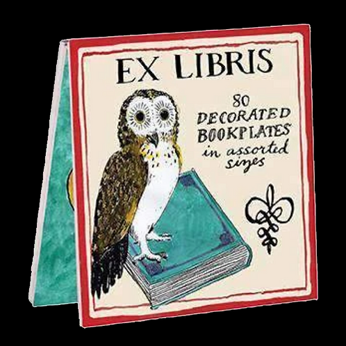 Molly Hatch Owl Book Plates
