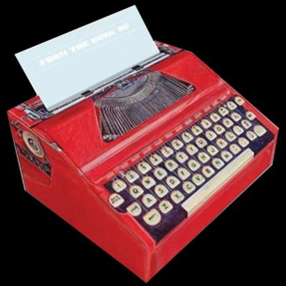 TypewriterPaper