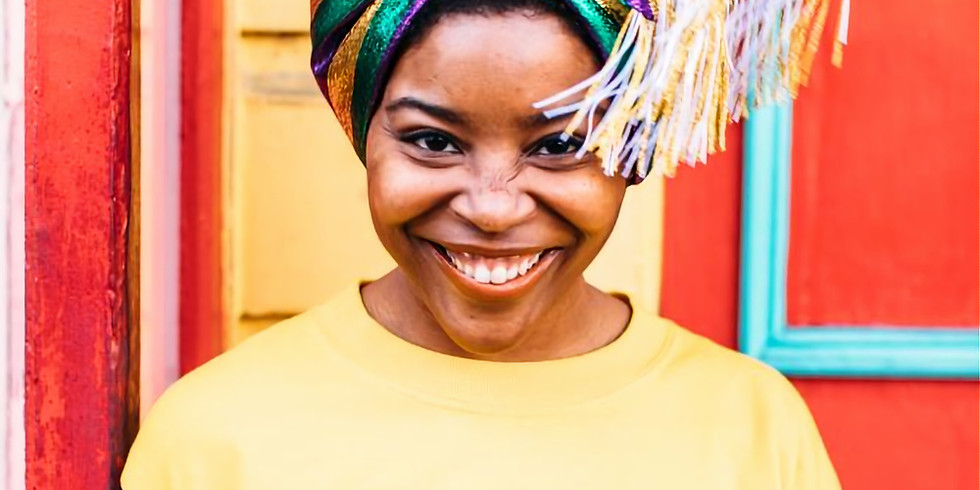 SOLD OUT Mardi Gras Headwrap Workshop with fringe + co.