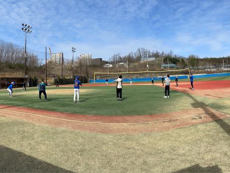210402 리커버리 야구단 훈련