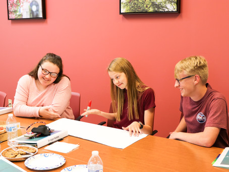 Youth Philanthropy Council Holds First Meeting