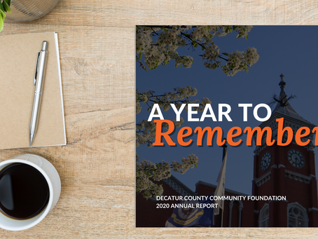 Check Out Our 2020 Annual Report!