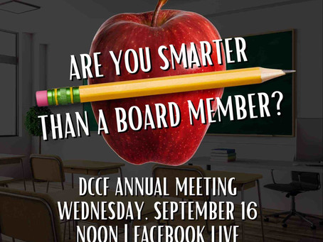 Annual Meeting 2019: Are You Smarter Than a Board Member?
