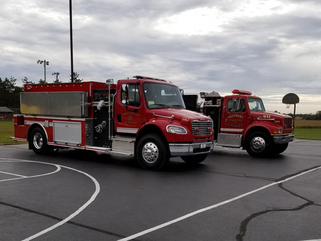 Fire Department Grants Awarded