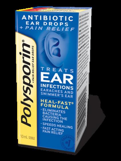Polysporin Ear Drops