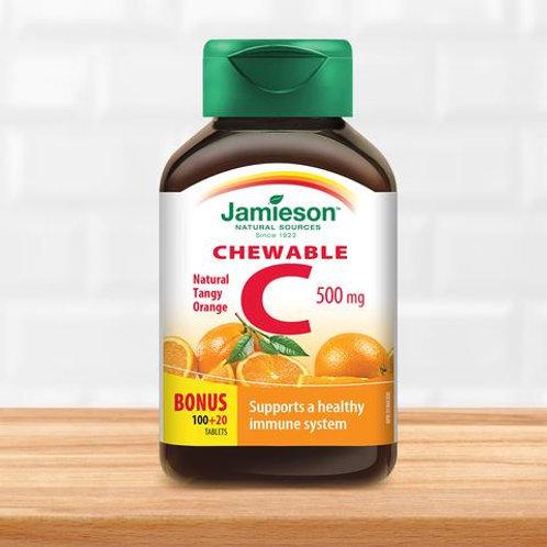 Chewable C 500 mg