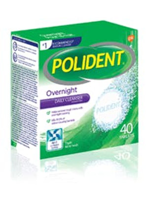 Polident Daily Cleanser