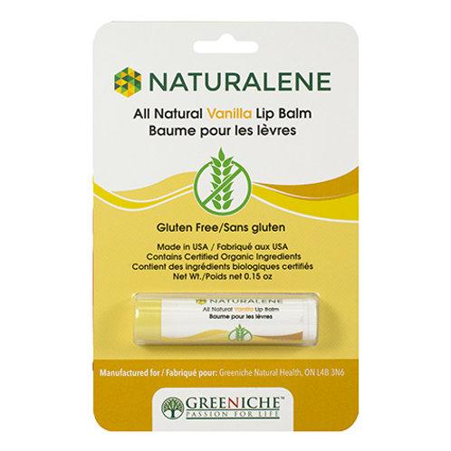 Naturalene Vanilla Lip Balm