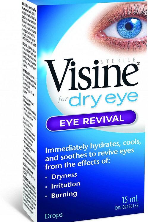 Visine for dry eye