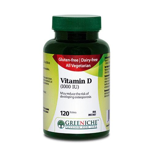 Vitamin D 1000 IU