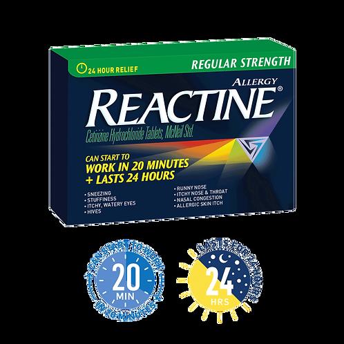 Reactine 5 mg