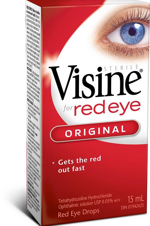 Visine for red eye