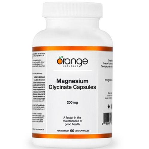 Magnesium Glycinate 200 mg