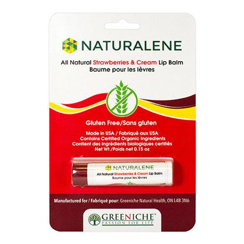 Naturalene Strawberry and Cream Lip Balm