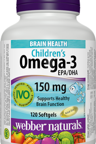Children's Omega-3 150 mg