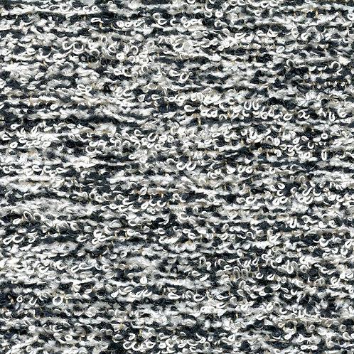 4187 Navy/White