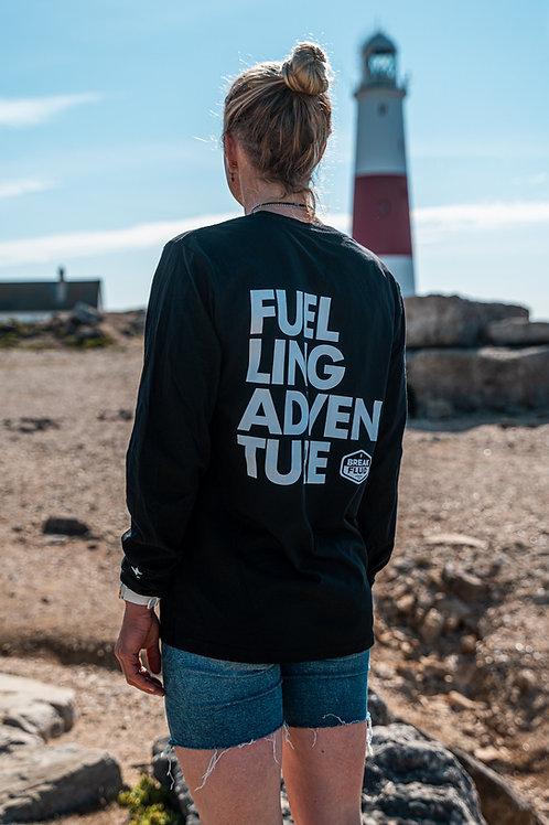 Fuelling Adventure Long Sleeve T-shirt