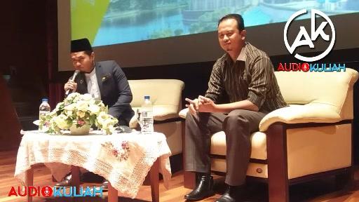 Ybhg. Sdr. Syamsul Amri Ismail (Syamsul Debat)  Ybhg. Ustaz Ir Mohd Hazery Md. Shamsi  (Moderator)                                        🚨Siaran Langsung🚨   📡📡 Live Now!!!   Team 1 Audiokuliah KL  @ Auditorium C1, Putrajaya  📖 ❤ *CERAMAH INTIGRITI*