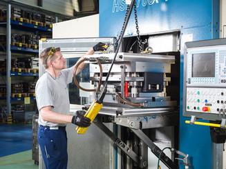 Maintenance des presses