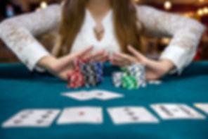 Elk Valley Casno | Crescent City | Del Nort County | Texas Hold'em | The Deck Card Room