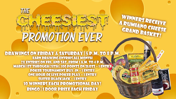 Cheesiest Promotion Ever - Kiosk Top Scr
