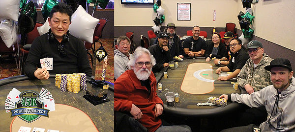 45K - Tiger and Final Table - Elk Valley