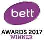 bett awards winner 2017