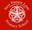 new pasture lane school logo