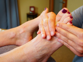 20 Reasons to Try Reflexology